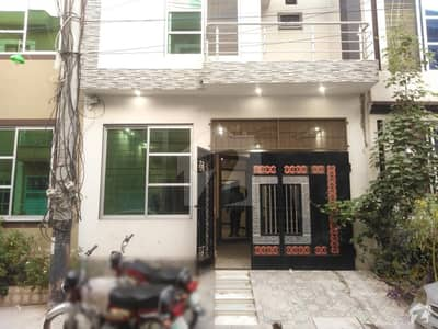 3.5 Marla House Ideally Situated In Lalazaar Garden