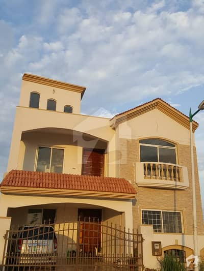 Stunning 8 Marla Double Storey Park Face House For Sale In Prime Location
