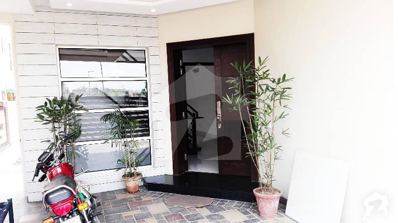 10 Marla Brand New House For Sale In DHA