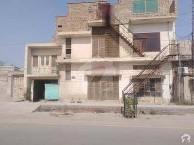 14 Marla Commercial Triple Storey Old House For Sale
