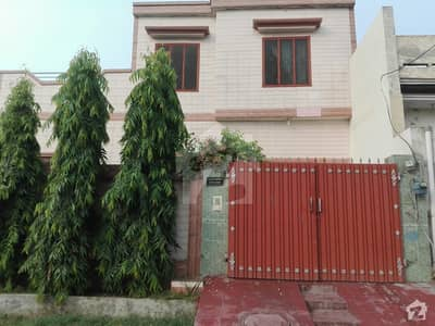 7.5 Marla House Available For Sale In Millat Town