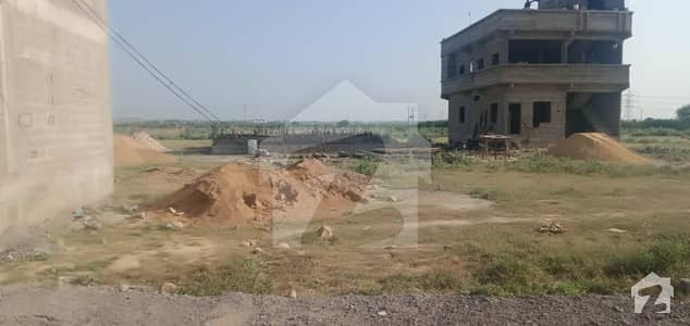 Residential Plot For Sale In Beautiful Bin Qasim Town