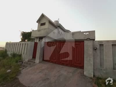 Single Storey Brand New House Urgently For Sale In Bani Gala Hill view road
