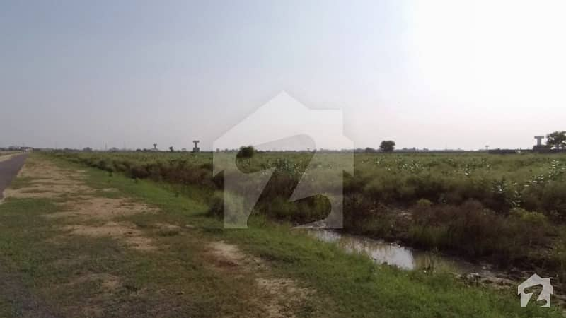 1 Kanal Residential Plot Is For Sale Near Ring Road Is For Sale