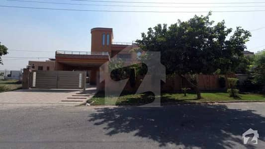 2 Kanal Brand New House For Sale In K Block Of Izmir Town Lahore