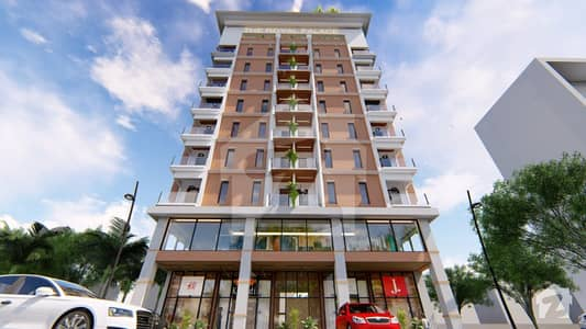 2 Bed Apartment Available On Booking With Easy Installment Plan In Royal Palace