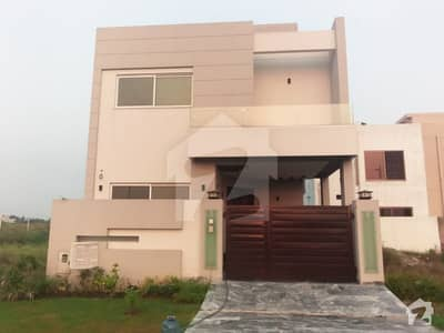 5 Marla Brand New Stunning Bungalow With Modern Design For Sale
