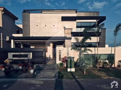 1 Kanal Luxury Modern Bungalow For Sale In Dha Phase 7 Lahore