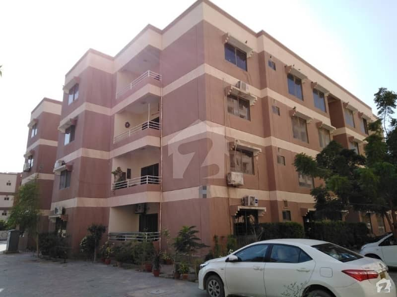 Ground Floor Flat Is Available For Rent In G+3 Building