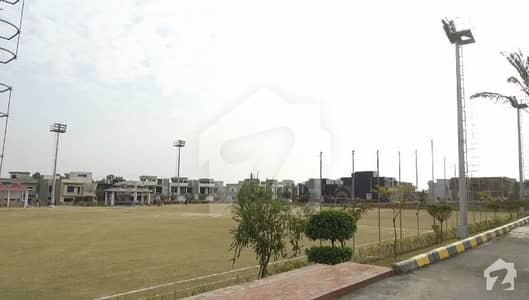 2400 Sq. ft Commercial Plot At A Perfect Location In Faisal Town F-18 Islamabad
