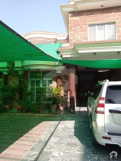 Kanal Commercial Double Storey House Available For Sale On 150 Feet Road