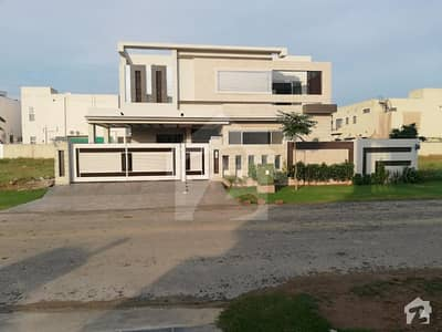 Leads Presents 1 Kanal Brand New House For Sale It Is Proper Designer House On Prime Location