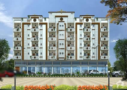 Sky Land Palace Surjani Town Flat Is Available For Sale