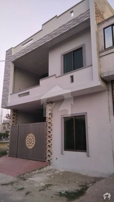 3.38  Marla Double Storey House  For Sale