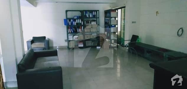 1 Kanal House For Silent Office