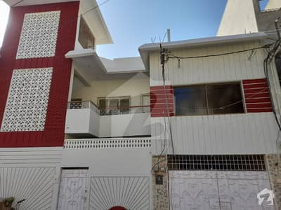 240 Sq Yard House For Sale In Yaseenabad Block 9
