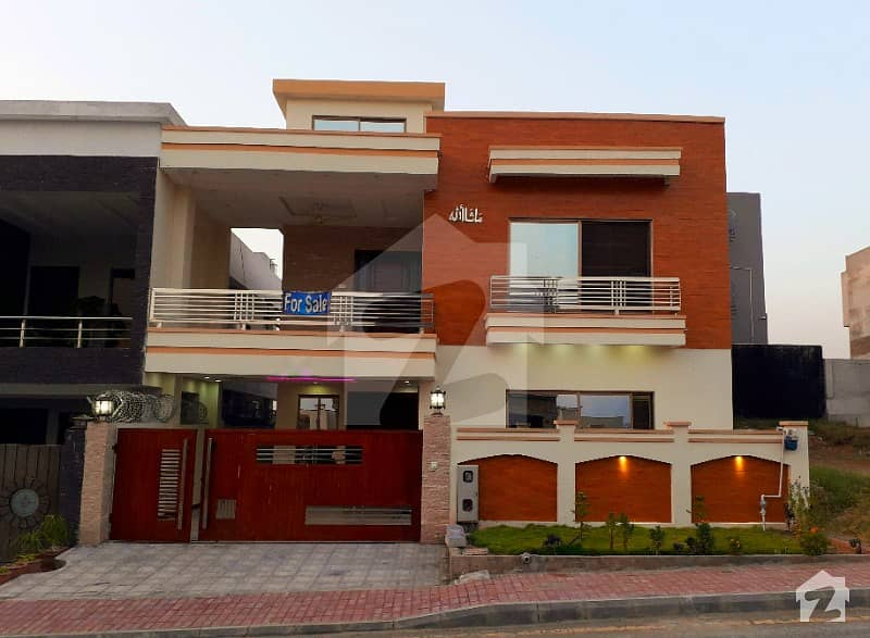 Brand New House For Sale Bahria Town Phase 8 Overseas Sector 5 Rwp
