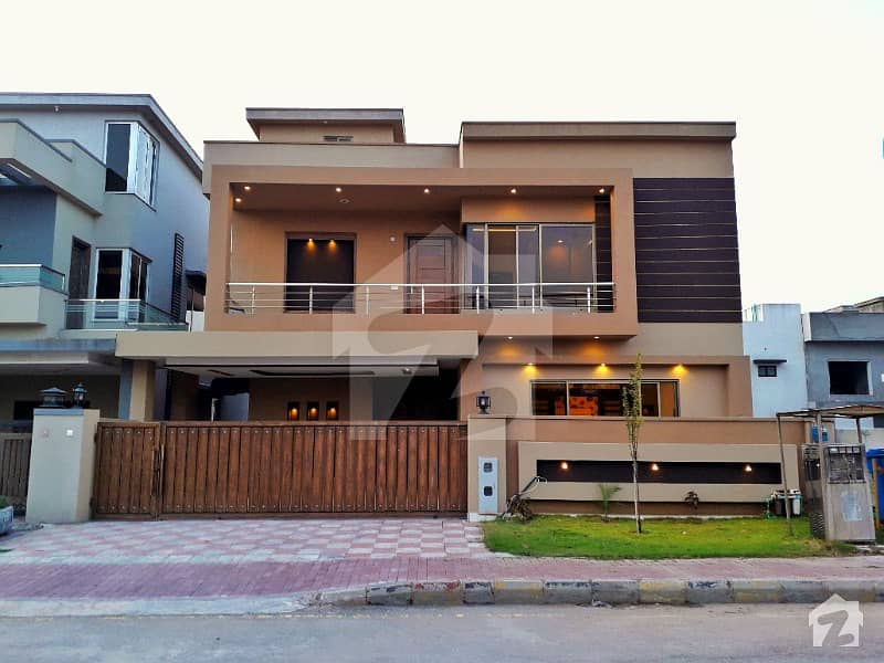 Ideal Location 12 Marla Brand New House For Sale Bahria Town Ph 8 Overseas 6 Rwp