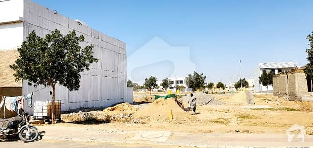 2250  Square Feet Residential Plot In Bahria Town Karachi For Sale At Good Location