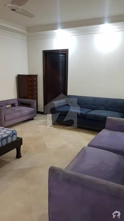 Furnished House In Gulberg