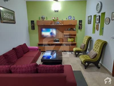 7 Marla Well Maintained House For Sale In Ghauri Town Phase 4 C2