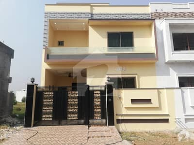 5 Marla Brand New House Is Available For Sale In Master City Block B Gujranwala
