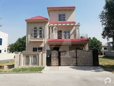 10 Marla Brand New House Is Available For Sale In Citi Housing Phase 1 Block CC Gujranwala
