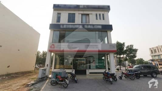 Buy Your Own Affordable Commercial Building In Bahria Town Sector C Block A Lahore
