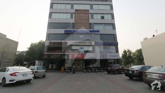 Buy Your Own Affordable 6 Marla Commercial Building In Bahria Town Sector C Block A Lahore