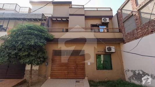 Elegant Design 5 Marla House For Sale In Apax Housing Scheme P C S I R 2 Block A Lahore