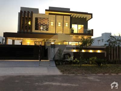 1 Kanal Brand New Out Class Luxury Bungalow For Rent At Phase 6 Dha Lahore