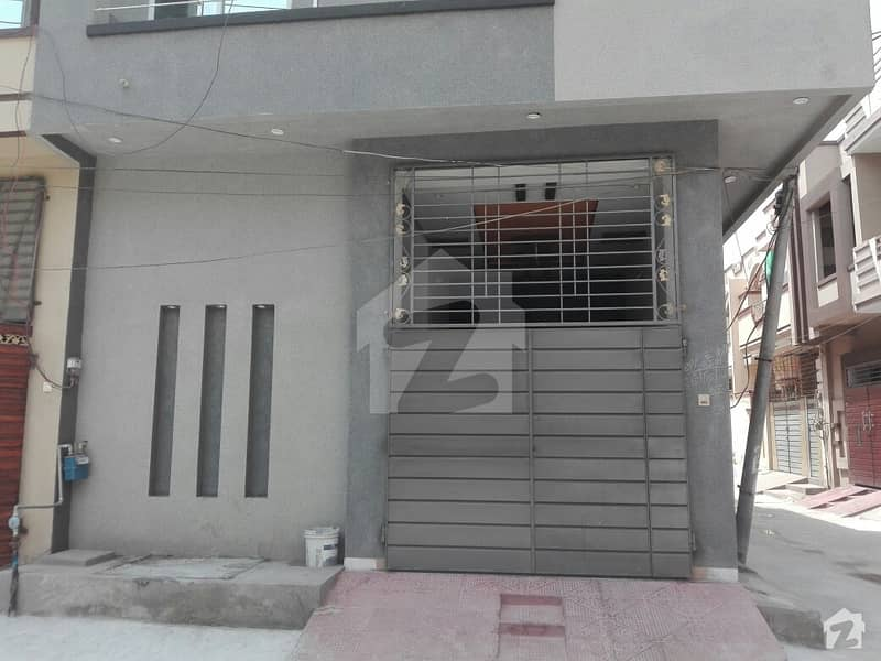 3 Marla House In Green Town For Sale At Good Location