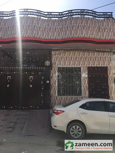 4 Marla Double Story House Sweetest Water In Sargodha  Gas Installed