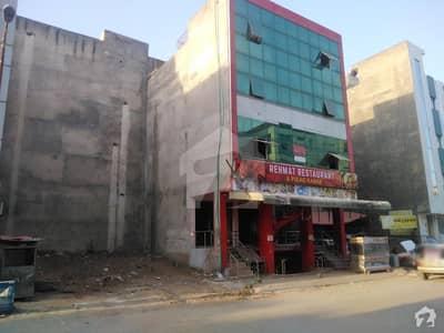 پی ڈبلیو ڈی روڈ اسلام آباد میں 4 مرلہ عمارت 4.6 کروڑ میں برائے فروخت۔