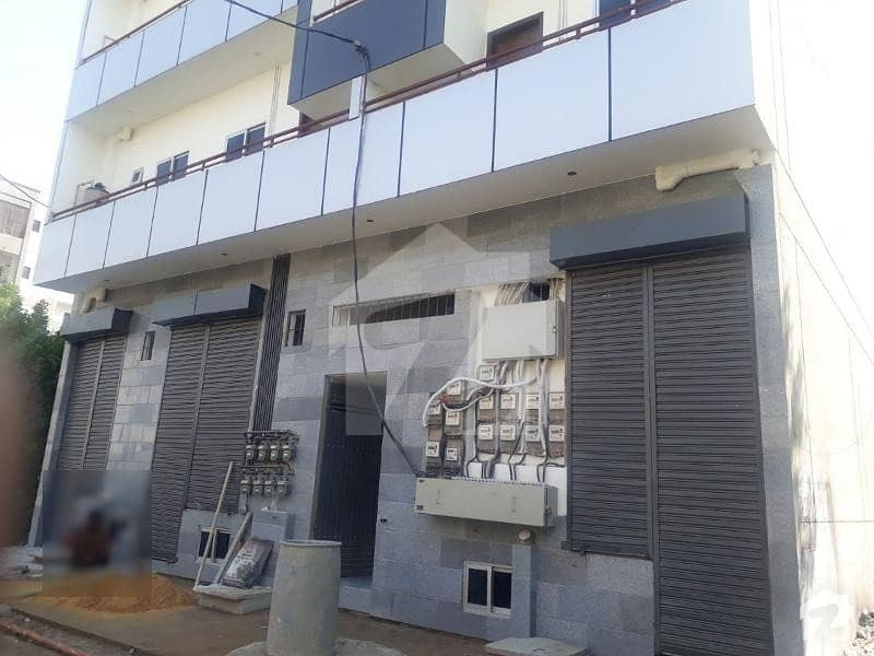 Flat Of 900 Square Feet For Sale In DHA Defence