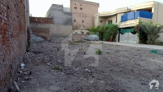 3.5 Marla Residential Plot For Sale Nadir Abad Street No 2 Lahore