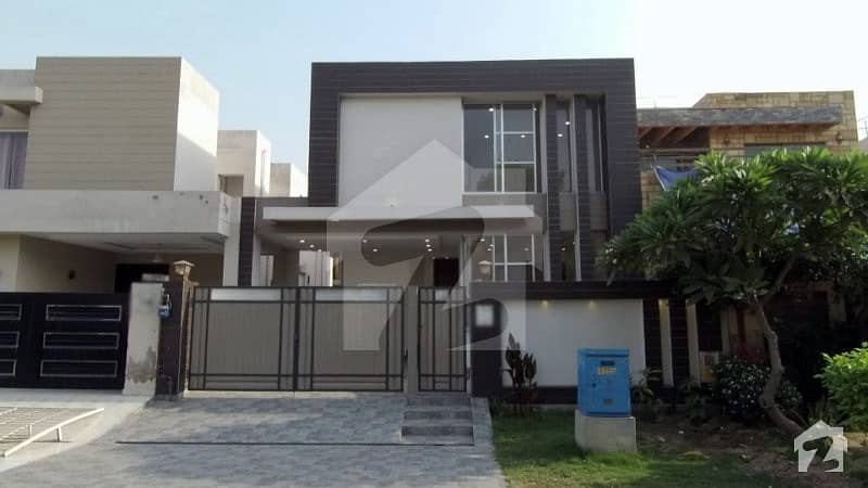10 Marla Bungalow For Sale In DHA Phase 8 Ex Air Avenue Lahore