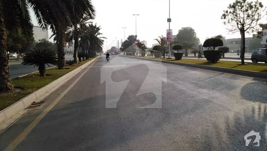 5 Marla Commercial Plot Is Available For Sale In A Circle Sector C