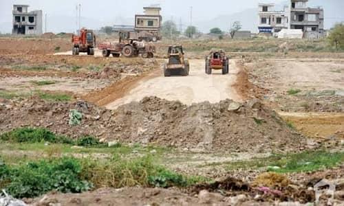 آئی ۔ 14/1 آئی ۔ 14 اسلام آباد میں 6 مرلہ رہائشی پلاٹ 62 لاکھ میں برائے فروخت۔