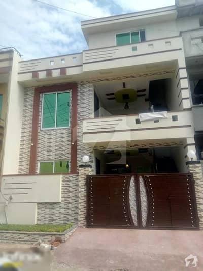 غوری ٹاؤن فیز 4 غوری ٹاؤن اسلام آباد میں 4 کمروں کا 5 مرلہ مکان 98 لاکھ میں برائے فروخت۔