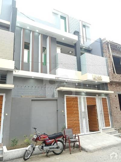 ورسک روڈ پشاور میں 5 کمروں کا 4 مرلہ مکان 1.12 کروڑ میں برائے فروخت۔