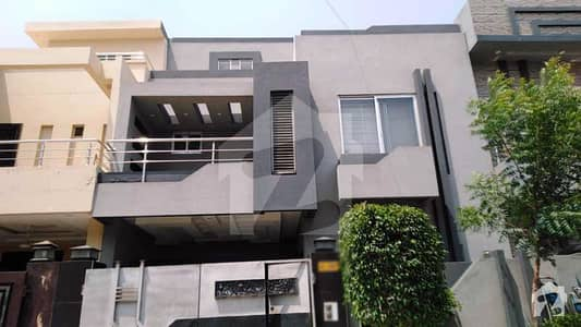 5 Marla Fully Furnished Brand New House For Sale In A Block Of Canal Garden Lahore