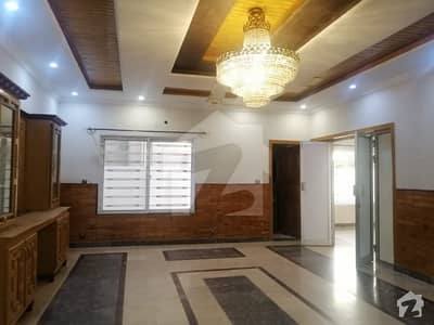 1 Kanal House For Rent In Bharia Town Phase 8  A Block