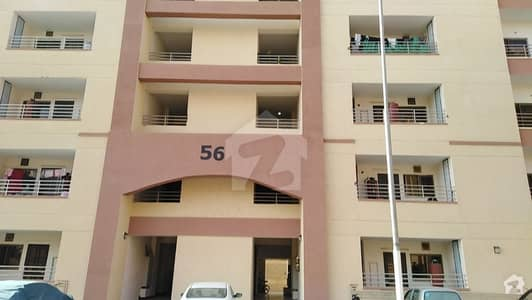 4th Floor Flat Is Available For Rent In G +9 Building