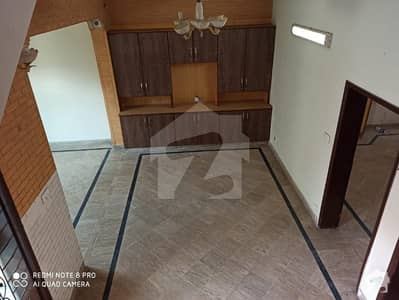 5 Marla Double Storey House In Good Condition For Rent In Wapda Town Phase 1