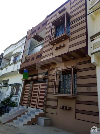 جامعہ ملیہ روڈ ملیر کراچی میں 7 کمروں کا 4 مرلہ مکان 1.45 کروڑ میں برائے فروخت۔