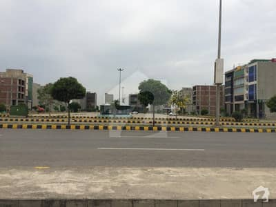 N Block 1 Kanal Good Location Main Road Plot For Sale In Phase 6 DHA Lahore