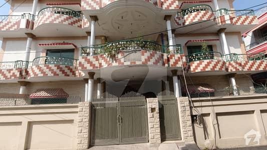 Beautifully Designed 10-Marla Home In Mangral Town Rawalpindi