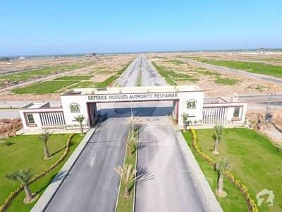 ڈی ایچ اے ڈیفینس پشاور میں 5 مرلہ رہائشی پلاٹ 34.5 لاکھ میں برائے فروخت۔