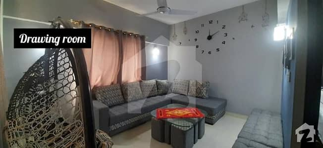 1200  Square Feet Flat In Shah Faisal Town For Sale